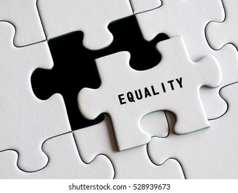 Equality on missing puzzle