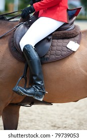 Equestrian Riding Attire