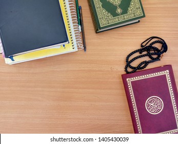 Islamic Book Template Stock Photos, Images & Photography