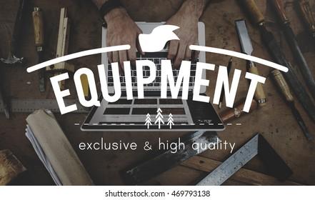 Equipment DIY Decoration Design Art Concept