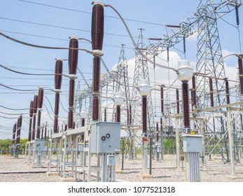 Equipment of electric networks