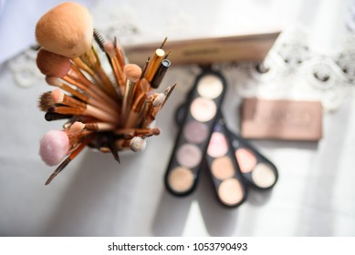 Equipment of makeup artist