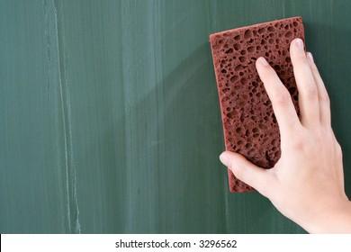 Erasing the Chalkboard