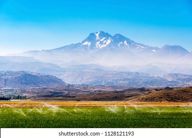 Erciyes Mountain in Kayseri Province
