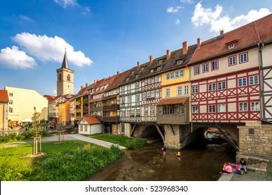 Erfurt, Kraemerbruecke