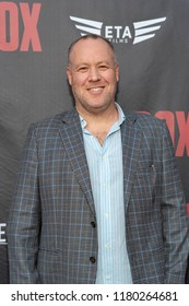 """Eric Brenner attends  Skyline Entertainment's  """"The ToyBox"""" Los Angeles  Premiere at Laemmle's NoHo 7, North Hollywood, California on September 14th, 2018"""