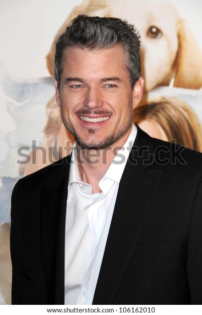 Eric Dane   at Los Angeles Premiere of 'Marley and Me'. Mann Village Theater, Los Angeles, CA. 12-11-08