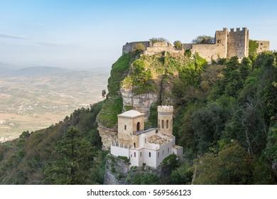 Erice Hermitage Sicily Italy