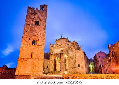 Erice Sicily Images, Stock Photos & Vectors | Shutterstock