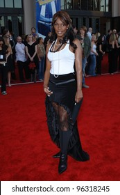 ERICKA DUNLAP at the 2005 American Music Awards in Los Angeles. November 22, 2005; Los Angeles, CA:    Paul Smith / Featureflash