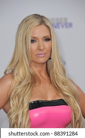"Erika Jayne at the Los Angeles premiere of ""Justin Bieber: Never Say Never"" at the Nokia Theatre LA Live. February 8, 2011  Los Angeles, CA Picture: Paul Smith / Featureflash"