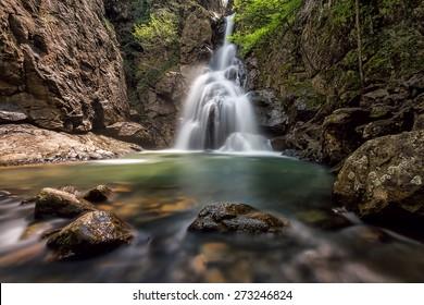 Erikli Falls Yalova Turkey