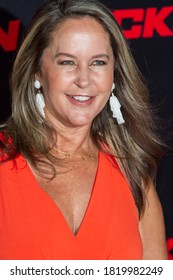 """Erin Murphy attends the premiere of """"Beckman"""" at the Universal Hilton Hotel at Universal Studios Hollywood in Los Angeles, CA on Sept. 21, 2020"""