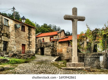 Ermelo monastery in Geres, north of Portugal