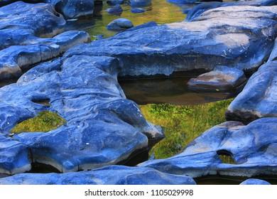 erosion stone ,Thailand