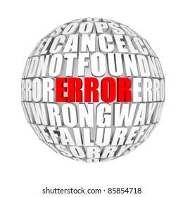 errors around us
