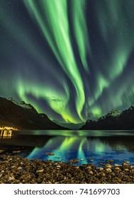 Ersfjordbotn Aurora