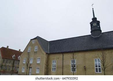 Esbjerg in Denmark