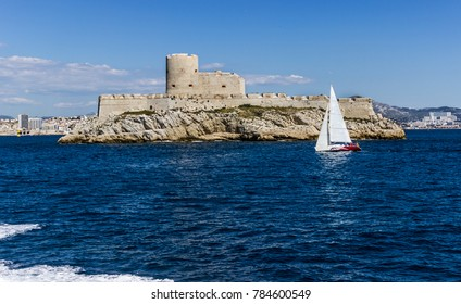 Escape From Chateau d'If: , Chateau 'If is located on the smallest island in the Frioul archipelago, in the Bay of Marseille.