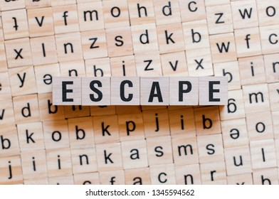 Escape word concept