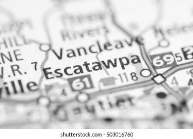 Escatawapa. Mississippi. USA