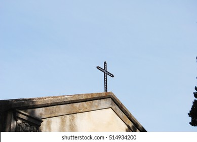 Especially of the sick Church of the Virgin Mary in eerie in the province of Catania (Sicily)