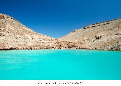 Espiritu Santo Island, Baja California Sur. Mexico.