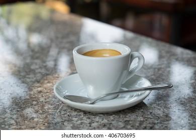 espresso cup.