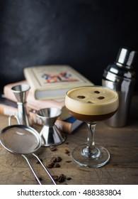 espresso daiquiri