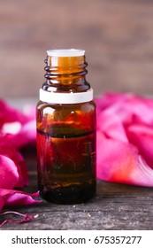 essential oil Peonies