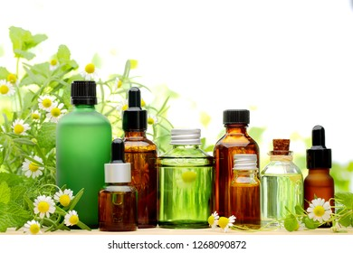 Essential oil Products For Skin Treatment