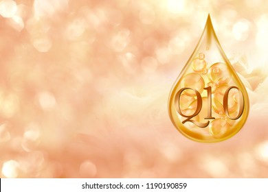 essential oils of q10 for skin care products