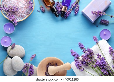Essential oil,seasalt,candles,towels and handmade soap