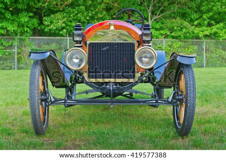 Essex CT USA May Stock Photo Edit Now Shutterstock - Winters car show