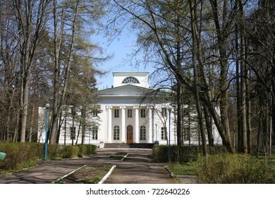 Estate Vvedenskoye, Zvenigorod