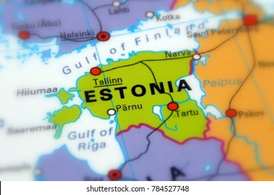 Estonia, officially the Republic of Estonia.