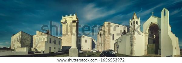 Estremoz, beautiful village of Alentejo. Portugal