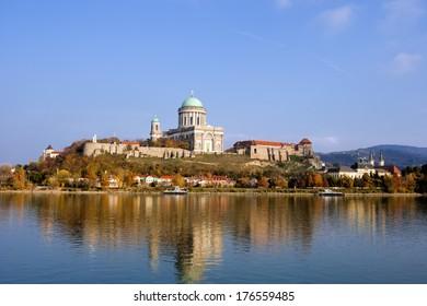 Esztergom panorama, Hungary