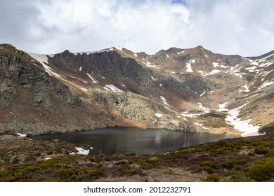 Etang d'appy in Appy (Ax-Les-Thermes), Ariege Pyrenees, France - Shutterstock ID 2012232791