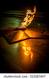 Eternal Fire, Yerevan, Armenia