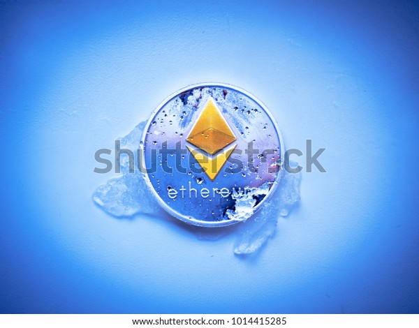 The ethereal (ETH) bitcoin is derived from the melted snow