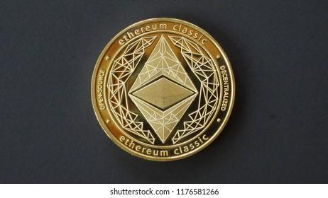 ethereum classic, crypto curreny coins, digital money, blockchain