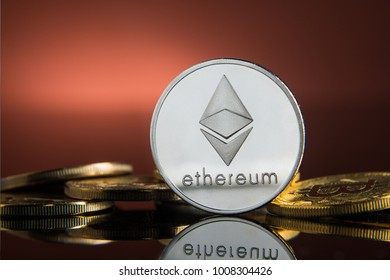 Ethereum crypto currency coin