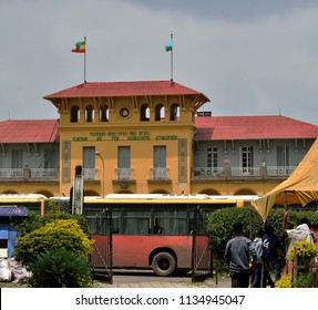 Old Railway Station Addis Ababa Images, Stock Photos & Vectors