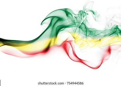 Ethiopia Rasta flag