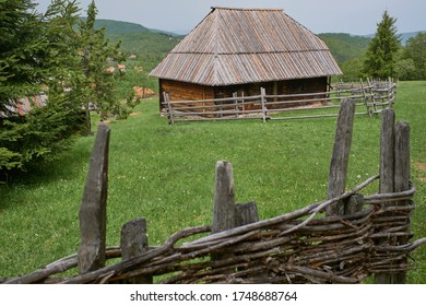 Ethno Village Of Sirogojno - Zlatibor, Serbia