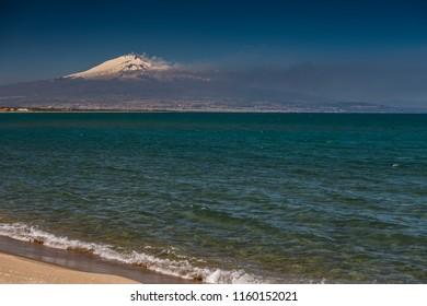 Etna mountin - Italy - Sicily