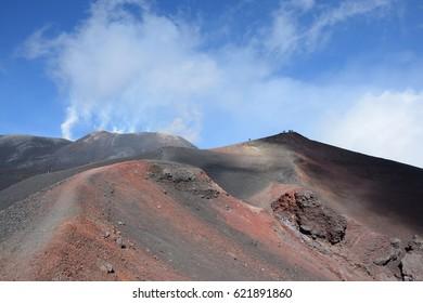 Etna, Sicily, Italy