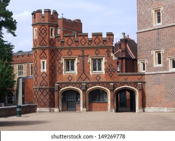 Eton College, Front Entrance Gate House
