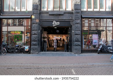 ETOS Store At Amsterdam The Netherlands 4-3-2020
